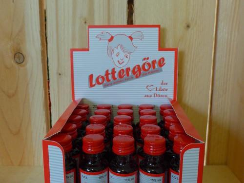 Lottergöre Kiste mit 25er Minis